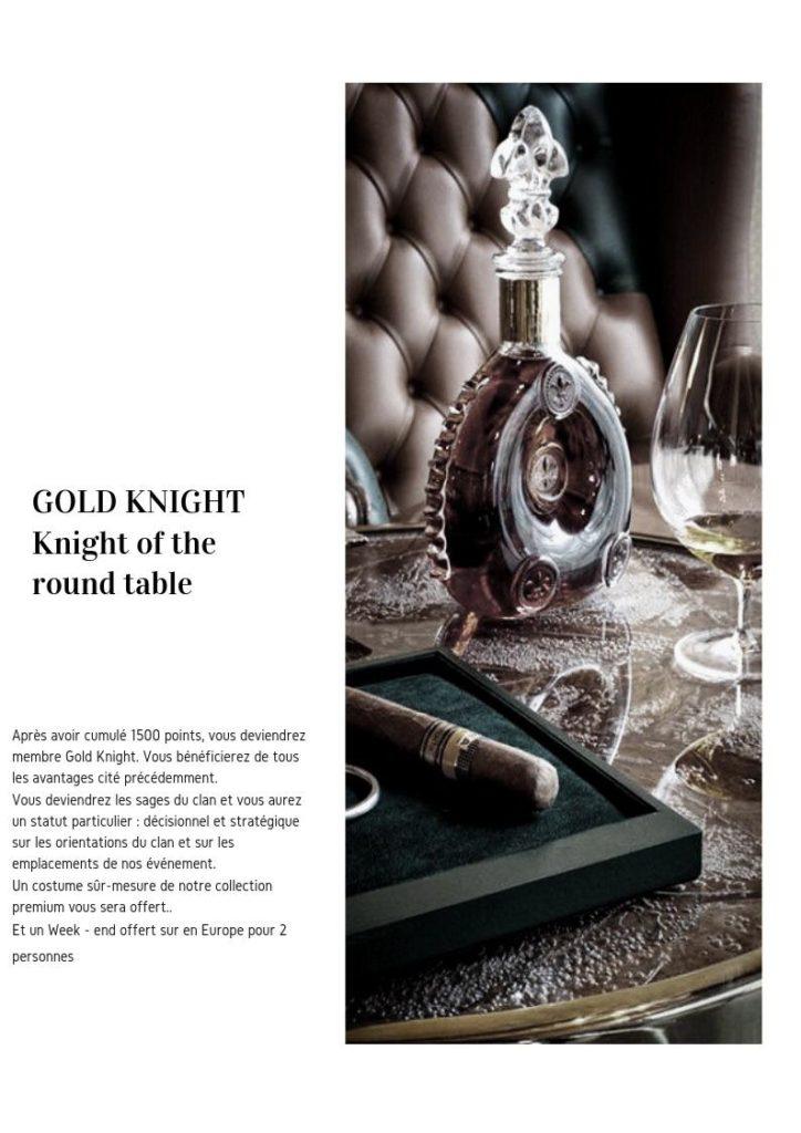 golden Knight fuoriclasse